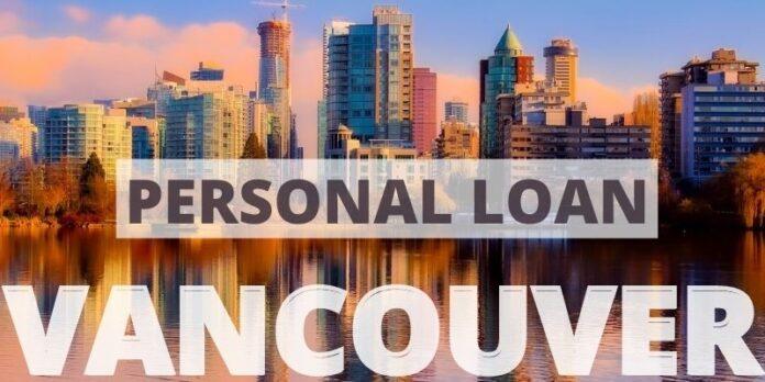 personal loan vancover