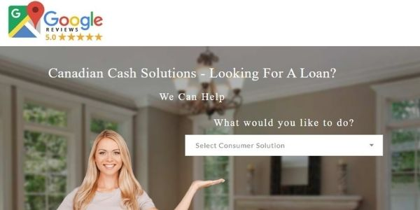 canadian cash solutions