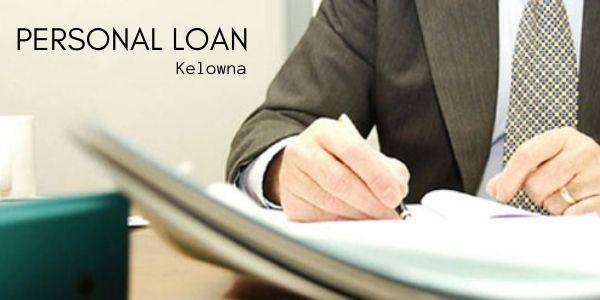 Personal Loan kelowna
