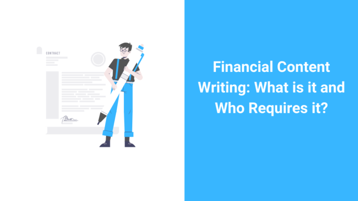 Financial-Content-Writing